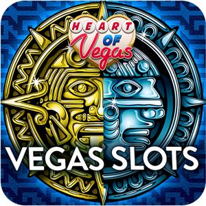 Heart of Vegas Slots Casino-Aristocrat Pokies app