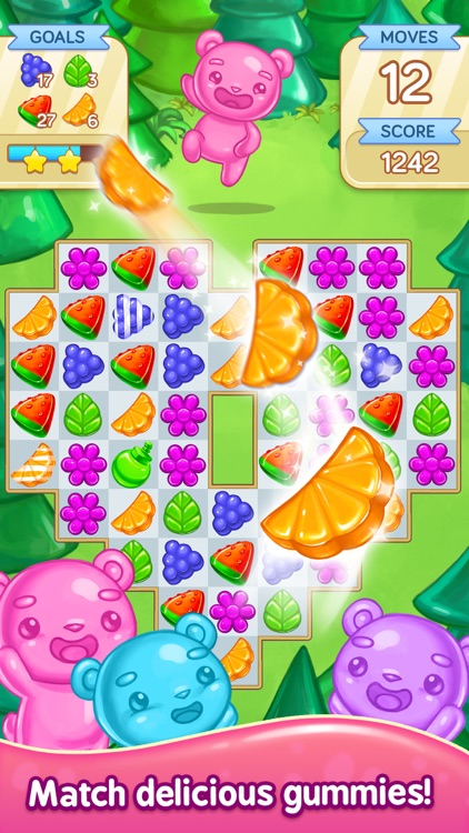 Gummy Gush: Jelly Puzzle Game screenshot-0