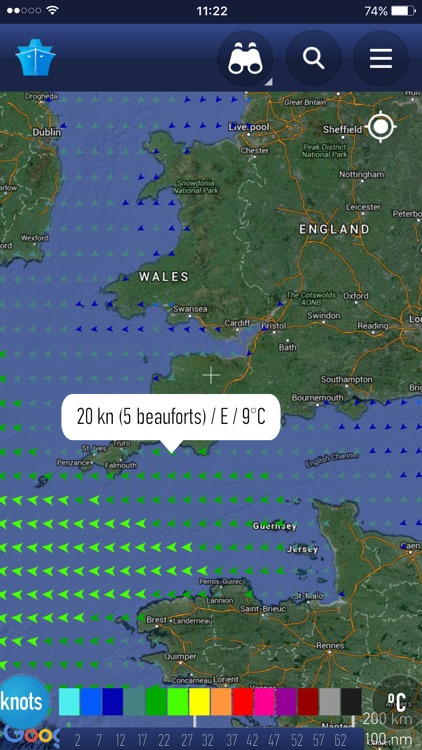 MarineTraffic - Ship Tracking screenshot-4