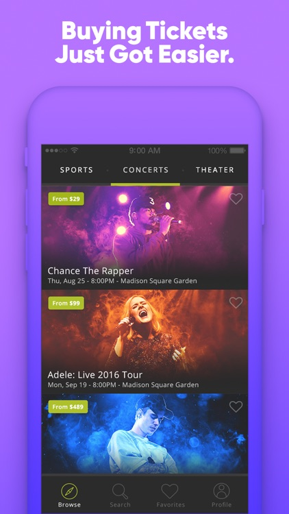 Ticket Liquidator: Sports, Concerts, and Theater