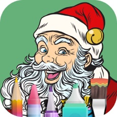 Activities of Coloring Book for Christmas