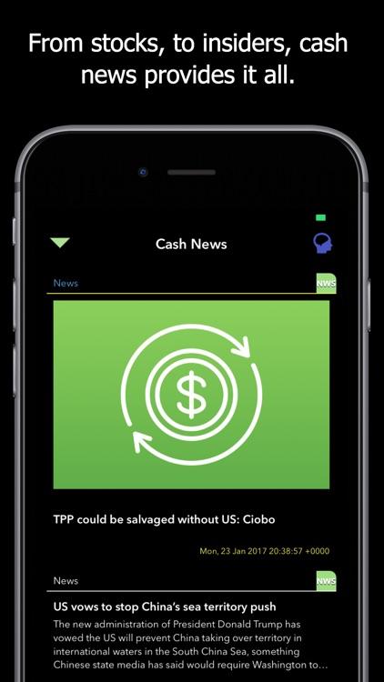 Cash News - Stocks, Bank, Money, Investing News