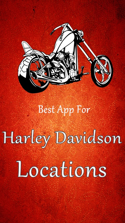 The Best App For Harley Davidson Locations