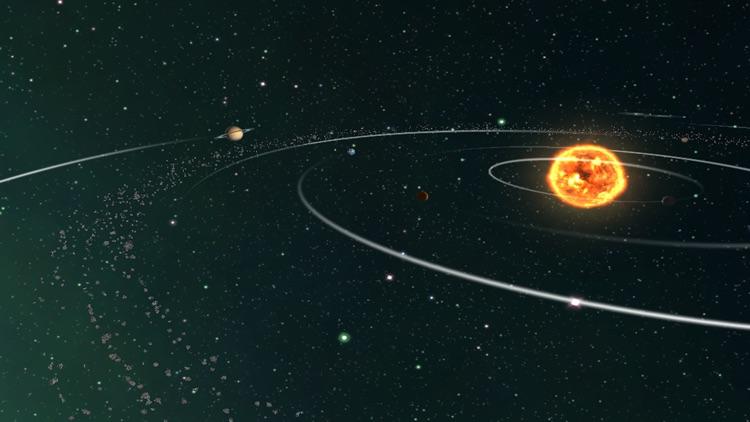 Planetarium Zen Solar System screenshot-4