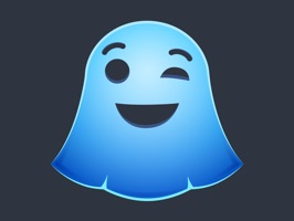 Add fun to your iMessages with this Ghost sticker pack that includes 30+ beautiful stickers