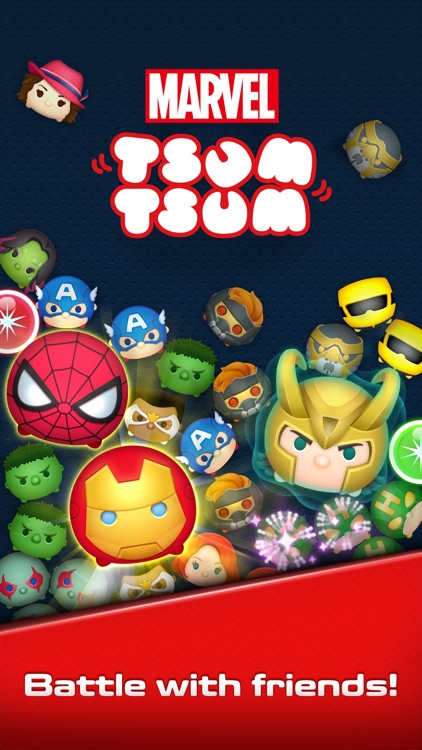 MARVEL Tsum Tsum screenshot-0