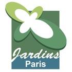 Jardins Paris icon