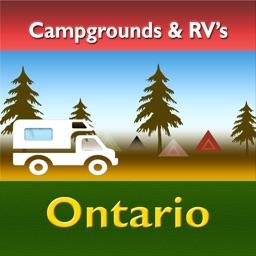 Ontario – Camping & RV spots