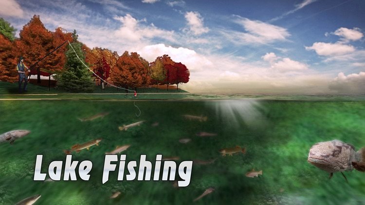 Lake fishing full by game maveriks for Lake fishing games