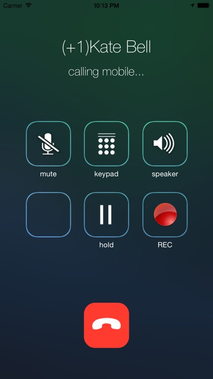 WeTalk Pro - international calls & call recorder screenshot-3