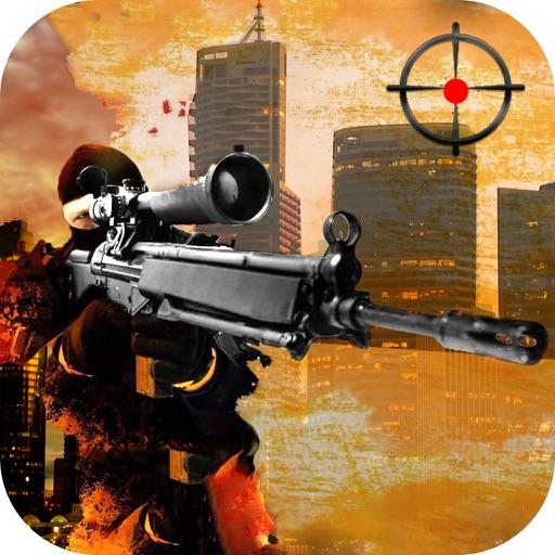 Modern Charlie Sniper  : 3D Fury Kill-er Shot-ing