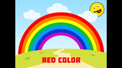 Child development learn colors Primerun screenshot one