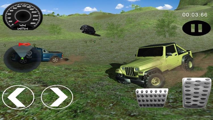 4x4 crazy jeep off-road driving simulator 2017 Pro screenshot-4