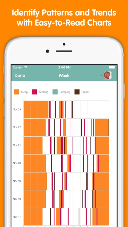 Sprout Baby (Feeding, Sleep & Health Tracker) screenshot-1