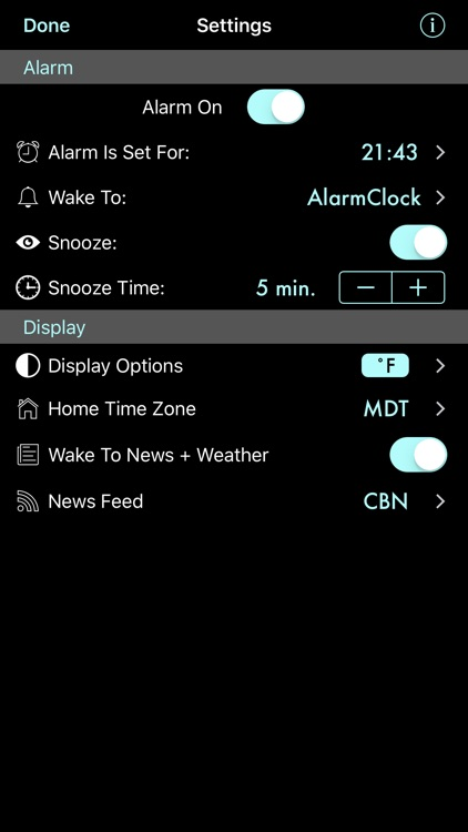 Travel Clock Pro screenshot-3