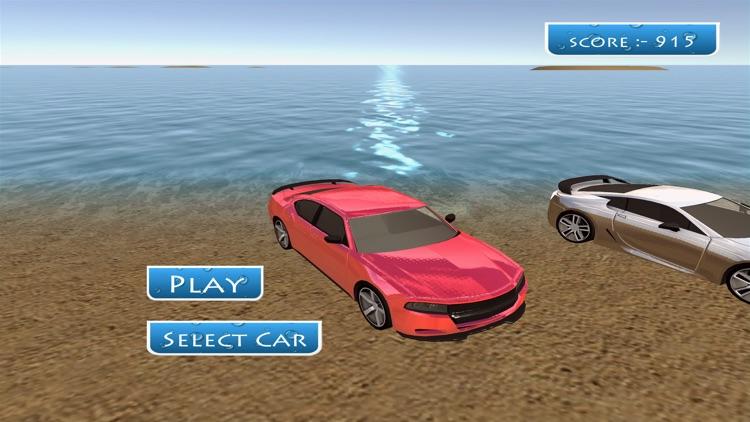Beach Sport Car Racing : Water Hover Car Racer by Niraliben