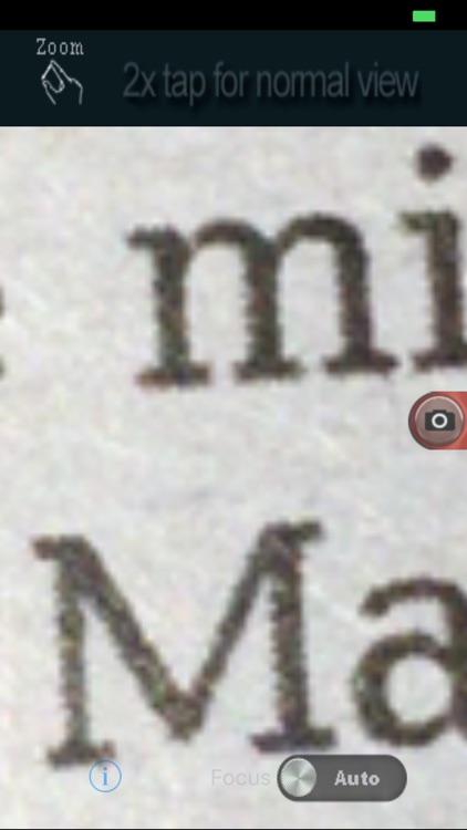 Magnifier with light+zoom screenshot-3