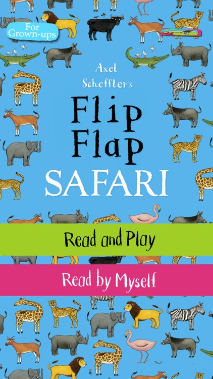 Axel Scheffler's Flip Flap Safari screenshot-0