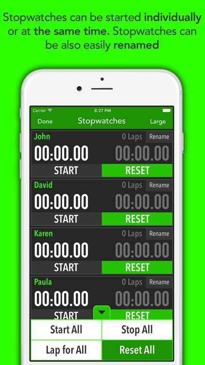 Best Multi Stopwatch Lite