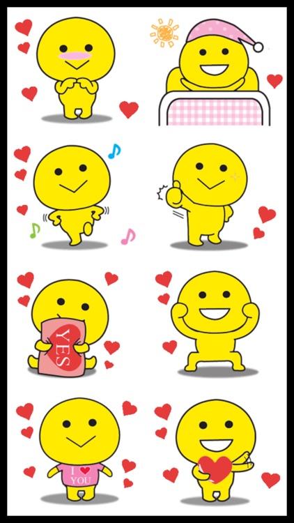 Love Emoji Stickers