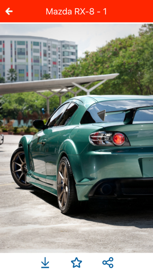Hd Car Wallpapers Mazda Rx 8 Edition On The App Store
