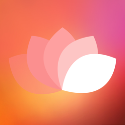 Ícone do app Happily - Meditation and Guided Mindfulness