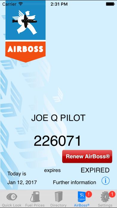 Airnav Fbo review screenshots