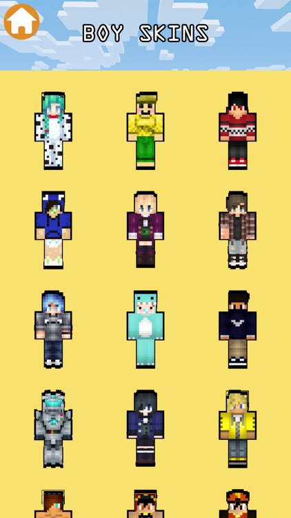 Aphmau Girls and Boys Skins For Minecraft PE screenshot-4