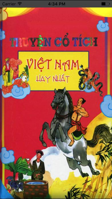 Cổ Tích Việt Nam Chọn Lọc screenshot one