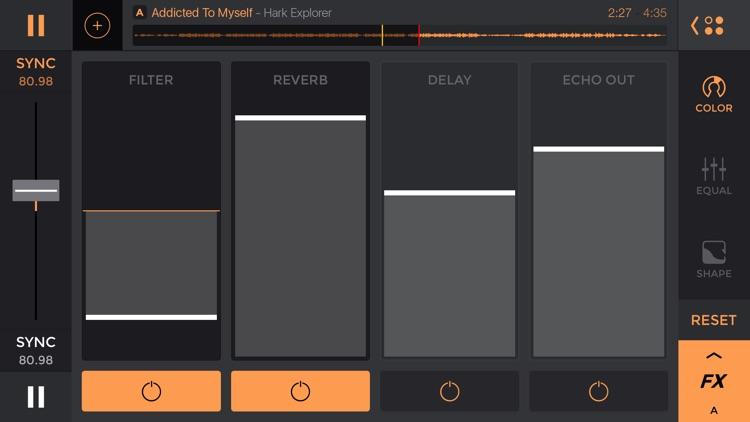 edjing Pro - dj controller screenshot-0