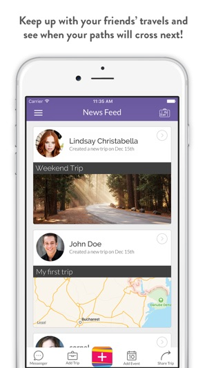 comotion social trip planner on the app store