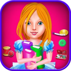 Activities of Girls Tailor Clothes Cash Register