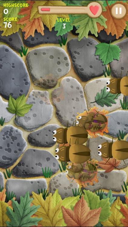 Squishy Bugs - Tap the Bugs Kids Game screenshot-3