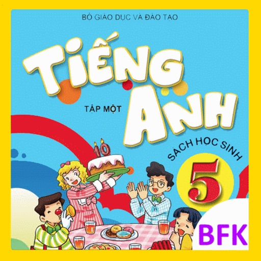 Tieng Anh 5 Moi - English 5 - Tap 1