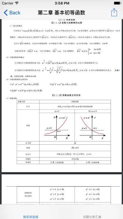 高中数学笔记|题库大全