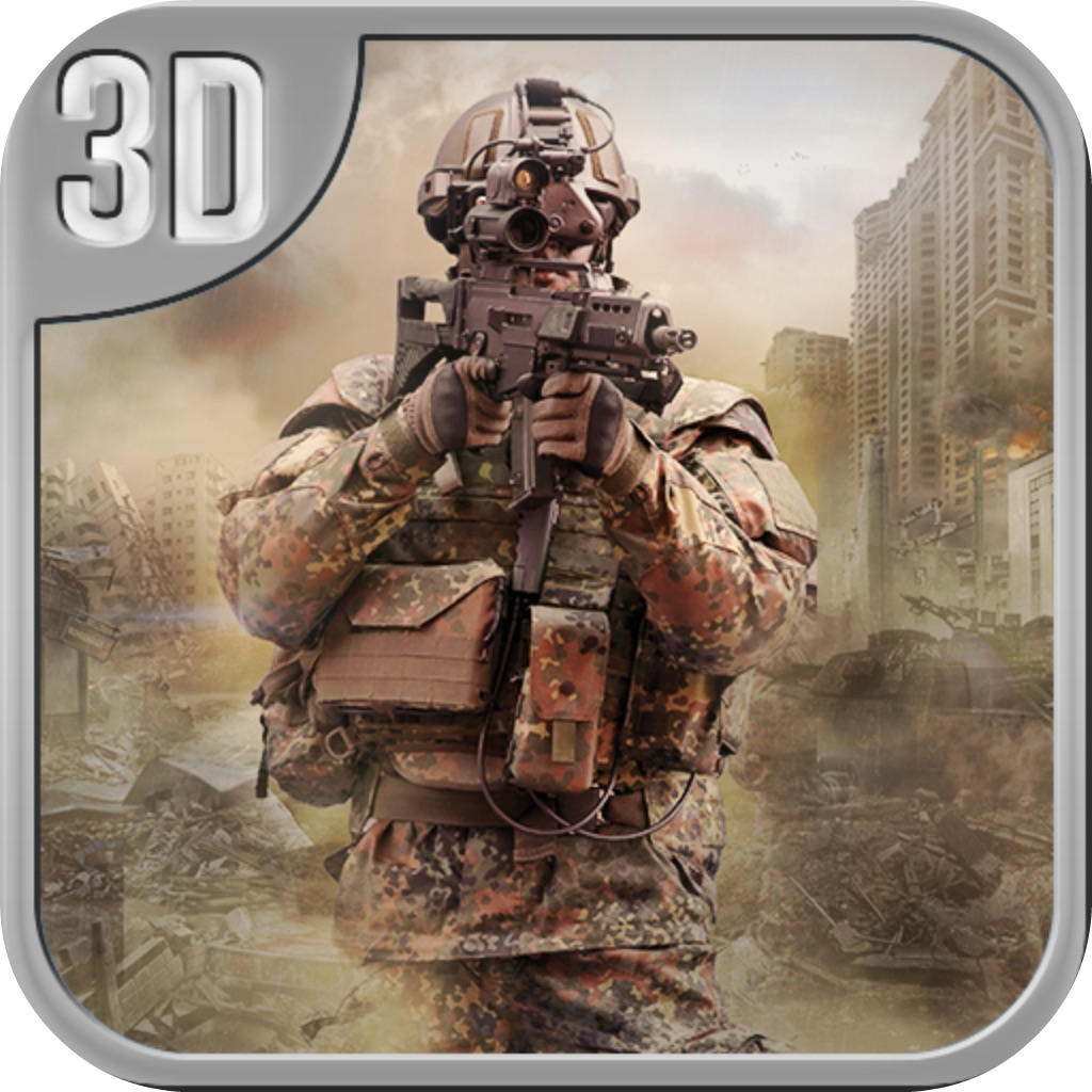 Army Shooting Attack 3D hack