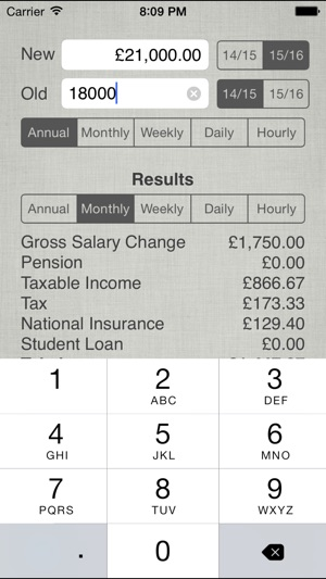 ITunes   Apple  Salary Calculator