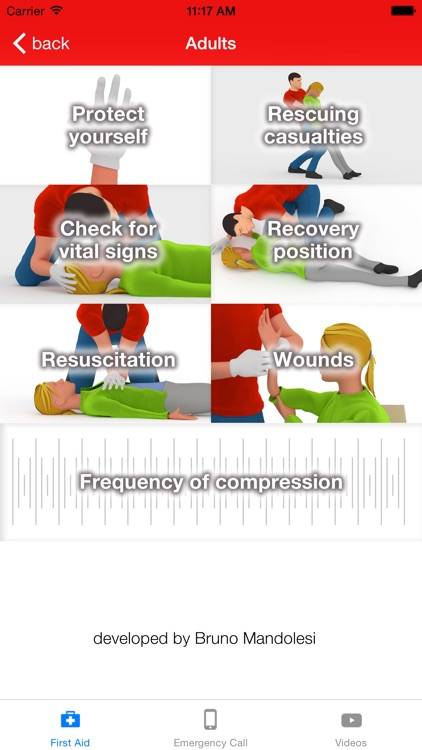 First Aid White Cross screenshot-3