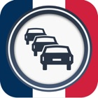 Road information France (FR) Real time Traffic Jam icon
