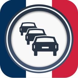 Road information France (FR) Real time Traffic Jam