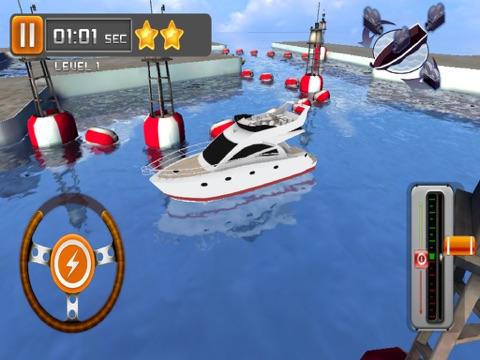 Скачать 3D яхты Лодка Парковка игры - Лодка Парковка и