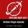 英属维京群岛 旅游指南+离线地图