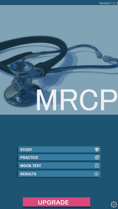 MRCP Question for MCQ's screenshot 1