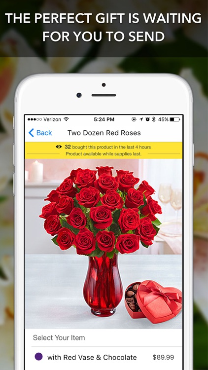 1-800-Flowers.com: Gifts & Flowers Delivery