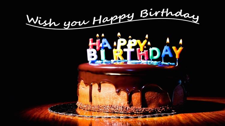 Happy Birthday Cake With Edit Name And Photo By Kishan Chapani