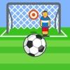 لعبة الهداف ضربات جزاء
