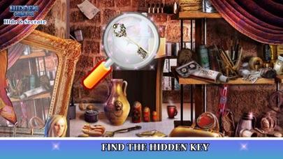 Hide And Secret Hidden Objects screenshot four