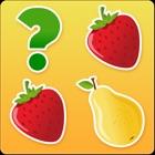 Memory Fruits - Freemium Match Game icon
