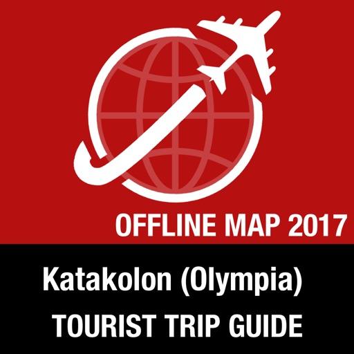 Katakolon (Olympia) Tourist Guide + Offline Map