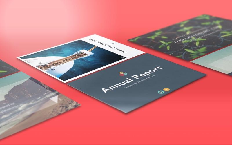 TH - Themes for Keynote Presentations Lite скриншот программы 4